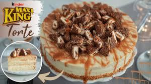 leckerste maxi king torte ganz einfach selber backen kikis kinder maxi king torte rezept