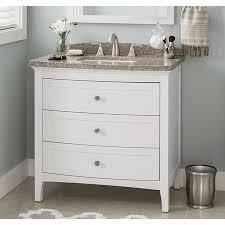 Shop allen roth Brisette Cream Undermount Single Sink Poplar