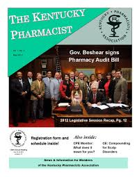 Kentucky Personnel Cabinet Salaries by The Kentucky Pharmacist Vol 7 3 By Kentucky Pharmacists