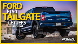 2018 Ford F150 Tailgate Letters Installation - YouTube Looking For A 5th Wheel Tailgate Camera Ford Truck Enthusiasts Replacing A On F150 16 Steps Beer Pong Table Dudeiwantthatcom Fseries Truck F250 F350 Backup Camera With Night Vision Decklid For 2006 Superduty Bed Liner The Official Site Accsories This Can Transform Your Tailgate Experience How To Use Remote Open 2015 Youtube New Pickup Features Extendable Teens Getting 2018 Raptor Choice Of Two Different Message And Cool License Plate Flickr 2016 2017 Blackout Stripes Route Tailgate 3m