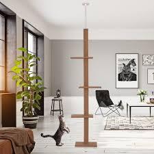 pawhut kratzbaum für katzen katzenbaum kletterbaum