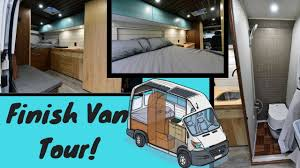 100 Vans Homes My Van Tour How I Live In My Stealth Tiny Home Van Full Time Off