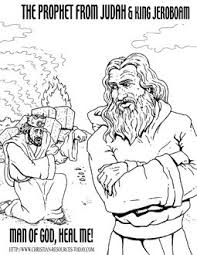 Bible Coloring Pages Some Of These Are A Bit Over The Top