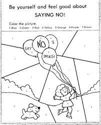 Red Ribbon Week Coloring Pages Free Printable Sheets For Kids Get The Latest Images