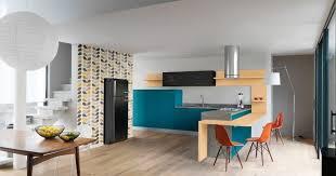amenagement d une cuisine l aménagement d une cuisine plan de travail ilôt central crédence