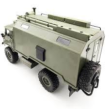 100 Rc Military Trucks WPL B24 ZH GASS 66 116 24G 4WD Car Truck Rock Crawler