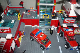 Lego City 7945 – Fire Station | I Brick City