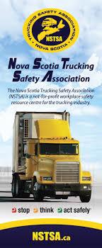 100 Trucking Safety Nstsapullup_banner Nova Scotia Association