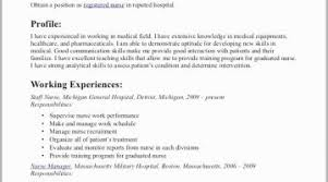 Strong Communication Skills Resume Examples Munication Rn Sample Nurses