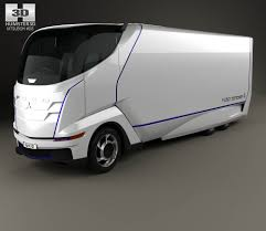 100 Mitsubishi Fuso Truck Concept II 2012 3D Model Vehicles On Hum3D