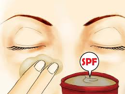 Tanning Bed Eye Protection by How To Accentuate Your Tan 11 Steps With Pictures Wikihow
