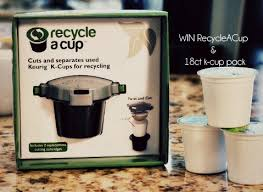 For The Launch Of This Product We Decided To Give Away One Recycle A Cup Along With Box K Cups Lucky Coffee Stylish Reader