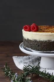 sesame creme brulee cake