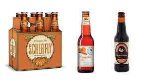 Kentucky Pumpkin Barrel Ale Glass by Tap List Pumpkin Beers Roll Into Town