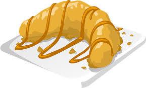 Pastry Roll Bread Bakery Croissant Cake De