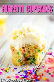 Best Homemade Funfetti Cupcakes Recipe
