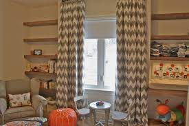magnificent gray chevron curtains decorating ideas gallery in