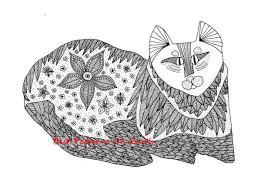 The 10 Best Cat Coloring Books