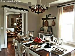 Dining Room Table Decorating Ideas by 23 Best Christmas Table Decoration Images On Pinterest Christmas