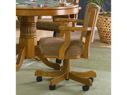 Coaster Mitchell 100952 Upholstered Arm Game Chair | Dunk & Bright ... Tommy Bahama Home Island Estate 53198201 Bquick Shipb Samba Amazoncom Made In Usa Rattan Chiba Ding Caster Chair Table Octagon Shape Game And Four Chairs With Casters By Drexel Ebth Rollers Rolling Leather Sunny Designs Santa Fe 1412dcb With John V Rollers Rolling Game Chairs Leather Hillsdale Fniture Park View Medium Brown Oak And Cr87711 Gaming Gray Wood Nailheads Upholstered Wheels Coaster Mitchelloak 5 Piece 3in1 Set Alkar Billiards Rustic W Cushion Seat Wolf Room Wooden