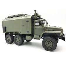 100 Ural Truck For Sale Amazoncom Waymine WPL B36 116 RTR 24G 6WD RC Car Electric