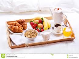 Ritzy Bed Phood Journal With Breakfast And Breakfast In Bed in