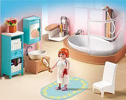 playmobil 5330 dollhouse badezimmer