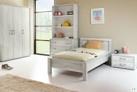 chambre bois blanc maty bois blanc vieilli ensemble chambre ado lignemeuble com