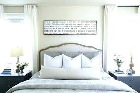 Bedroom Artwork Above Bed The Wall Decor Sing