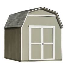 Wood Storage Sheds 10 X 20 by Shop Wood Storage Sheds At Lowes Com