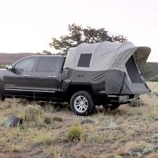 100 Kodiak Truck Tent In The Know Innovation Canvas Truck Tent Attaches To Your