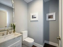 Bathroom Wall Paint Colors Unique Bathroom With Light Gray Walls ... Blue Ceramic Backsplash Tile White Wall Paint Dormer Window In Attic Gray Tosca Toilet Whbasin With Pedestal Diy Pating Bathtub Colors Farmhouse Bathroom Ideas 46 Vanity Cabinet Netbul 41 Cool Half And Designs You Should See 2019 Will Love Home Decorating Advice Wonderful Beautiful Spaces Very Most 26 And Design For Upgrade Your House In Awesome How To Architecture For Bathrooms All About House Design Color Inspiration Projects Try Purple