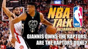 GIANNIS OWNS THE RAPTORS Bucks vs Raptors Game 1