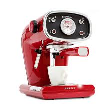 Semi Automatic Italian Coffee Machine 15Bar High Pressure Steam Milk Vintage