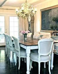Farmhouse Style Dining Table Room Set Glamorous Farm