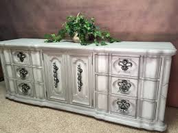 Baby Cache Heritage Dresser Chestnut by Big Bold And Beautiful Thomasville Triple Dresser Chalk Painted