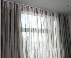 Ceiling Mount Curtain Track Canada by Catchy Curtains For Ceiling Tracks Designs With Ceiling Mount