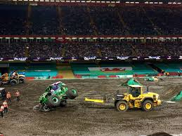 Jaw-dropping Stunts At Monster Jam, Principality Stadium Cardiff ... Monsterjam8feb08dallas007thumbnail1jpg Id 228955 Beamng Stadium Filedefender Monster Truck Displayed At Brown County Arena 2015jpg Events Monster Trucks Rmb Fairgrounds Jam In Singapore Shaunchngcom Ghost Rider Backflip Holt Youtube Monster Truck Jam Metlife 06162012 2of2 Cultural Flotsam Spectacular Half Of Truck Arena Outside The Country Forums Lands First Ever Front Flip Proves Anything Is Possible