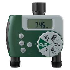 orbit irrigation sprinkler timer manuals videos