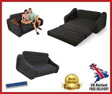 Intex Inflatable Sofa Uk by Intex Sofa Beds Ebay