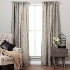 Kohls Triple Curtain Rods by Dress Up Any Window With These Beautiful Bohemian Designed