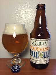 Cerveja Brooklyn Pumpkin Ale by Chad U0027z Beer Reviews Lagunitas Citrusinensis Pale Ale