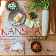 livre cuisine japonaise kansha pour les passionnés de cuisine japonaise veggiebulle