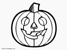 Printable Pictures Halloween Pumpkin Coloring Pages 18 For Seasonal Colouring With