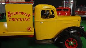 100 All American Trucking Smith Miller Brunswick IHC KB8 Tandem Duals