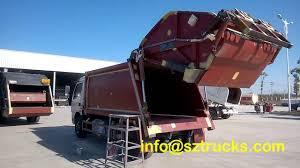 Who Is The Manufacturer For 6CBM Garbage Compactor Truck - YouTube