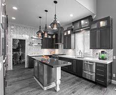 Luxury Gray Hardwood Floor In Kitchen Grey Idea Modern Interior Design Dark Looking To Remodel Your