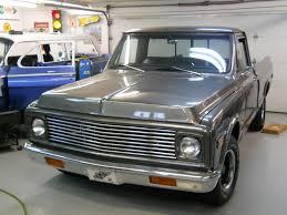 100 1971 Chevy Truck C10 Trick N Rod
