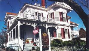 Beaufort NC B&B for sale in historic destination location