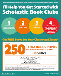 Scholastic Reading Club Coupon Code December 2019
